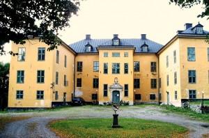 Дворцы Швеции